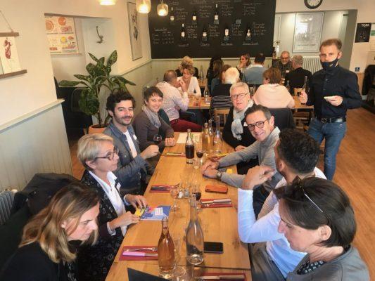 Déjeuner-rencontre octobre 2021